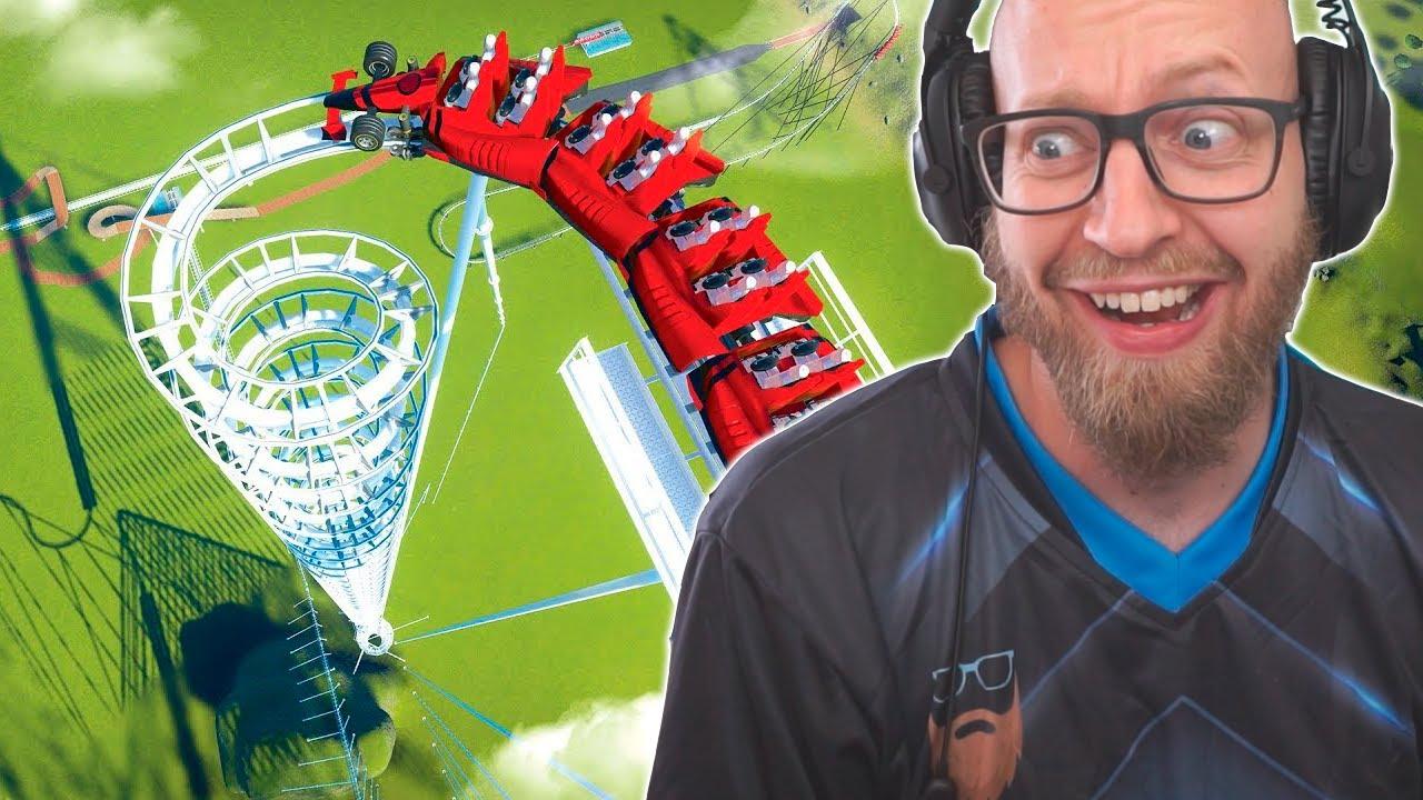 Den Sygeste Planet Coaster Dødspark