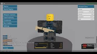 Scar L Review!! - Roblox Phantom Forces Part 4