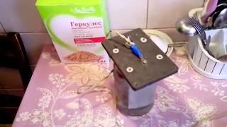 видео Самодельный прибор для получения живой и мертвой воды