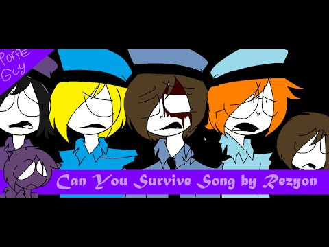 Can you survive  (Song Rezyon)