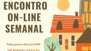 CULTO DE AÇÃO DE GRAÇAS - 25.11.2020: Igreja Presbiteriana Jardim das Oliveiras