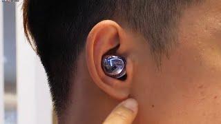 Trên tai Samsung Galaxy Buds Pro - Đeo rất dễ chịu, chống ồn ngon!