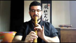 Experiencias en programa de estudios Budo y Suizen - Shakuhachi