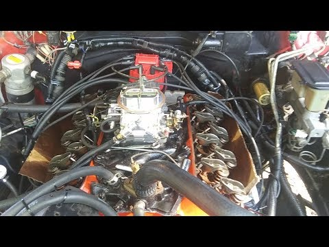 6.5L Diesel To 7.4L Gas Engine Swap 94 Chevy Truck