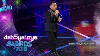 """DAHSYATNYA AWARDS 2018   Judika """"Jikalau Kau Cinta"""" [25 JANUARI 2018]"""