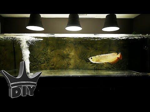 New 3d Aquarium Background Youtube