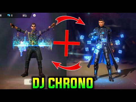 HOW TO USE DJ ALOK ABILITY IN CHRONO | HOW TO USE DJ ALOK ABILITY IN OTHER CHARACTER | DJ CHRONO