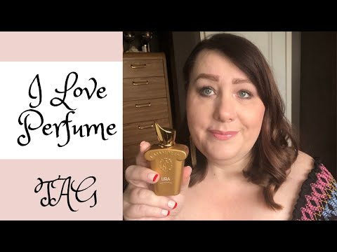 I LOVE PERFUME TAG | FRAGRANCE COLLECTION 2020