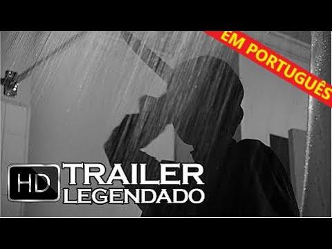 Trailer do filme Psicose