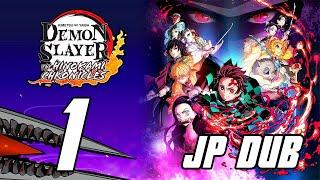 Demon Slayer: Kimetsu no Yaiba - Hinokami Chronicles - Gameplay Walkthrough Part 1 (JP Dub)