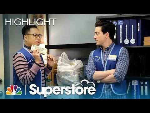 Glenn Accidentally Commits Fraud - Superstore (Episode Highlight)