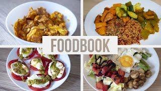 CO JEM W CIĄGU DNIA? - Curry z kalafiora, śniadanie mistrzów, caprese   FOODBOOK   Blogodynka