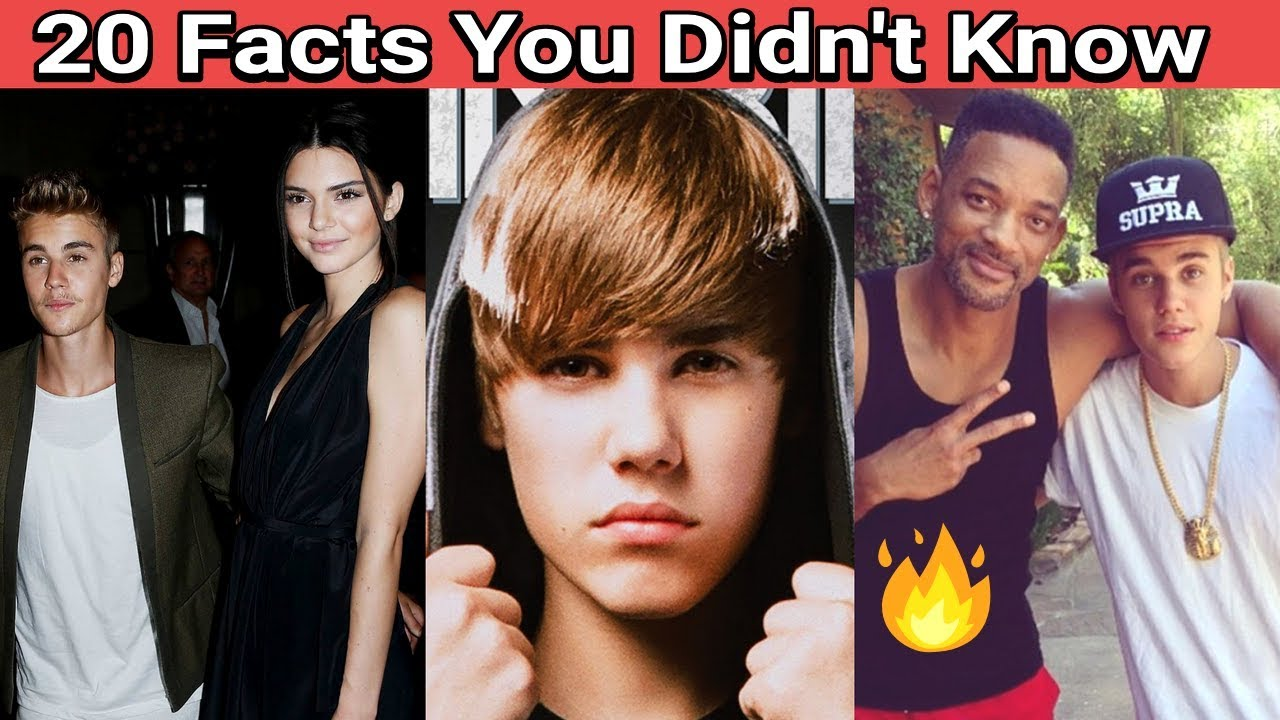 Download 20 Facts You Didn't Know About JUSTIN BIEBER