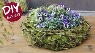 From the Nature - floral workshop | Spring Decoration with Klaus Wagner | Bloom's  Floristry