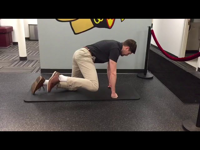 Fire Hydrants | Exercise Of The Week | Advanced Spine & Sports Care Chicago