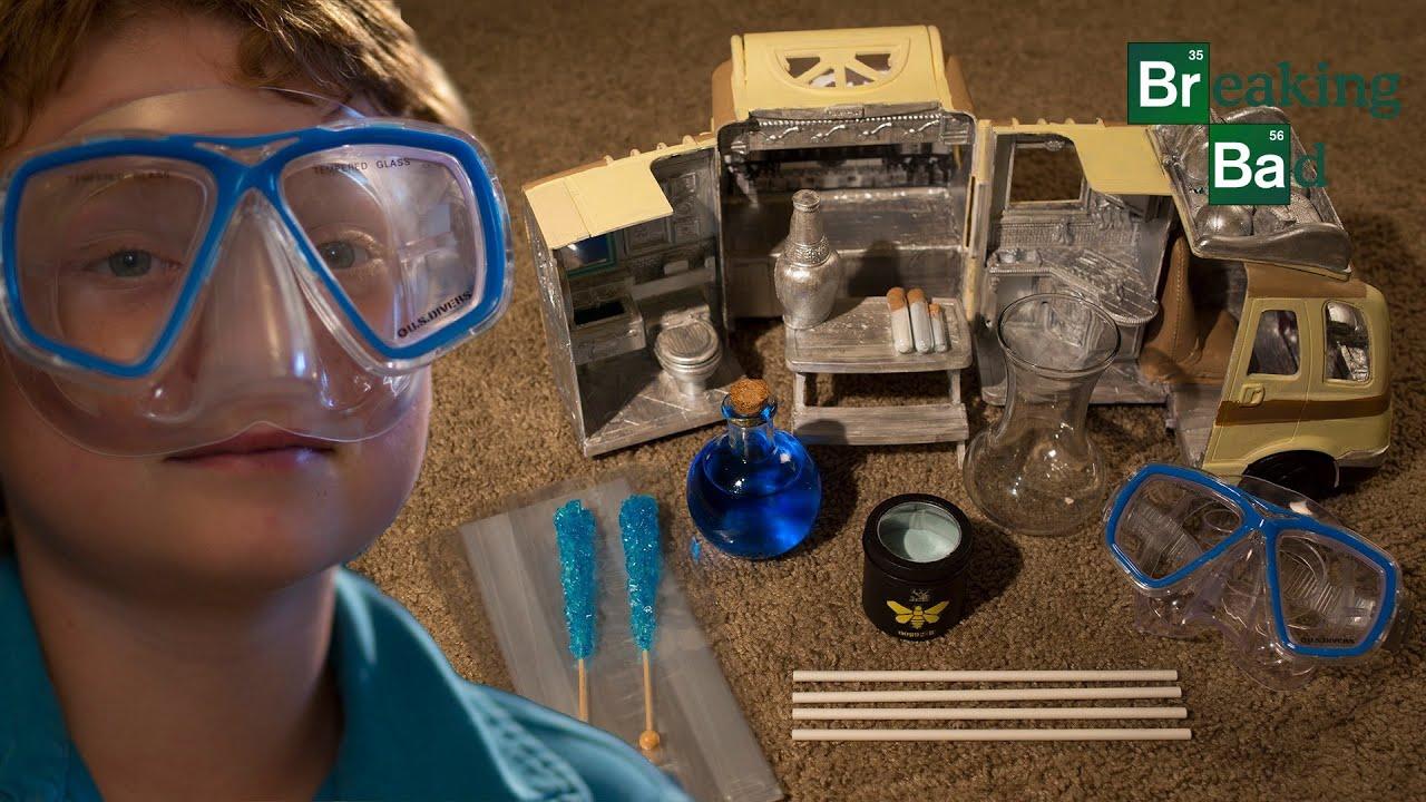 breaking bad parody toy commercial kids rv chemistry set. Black Bedroom Furniture Sets. Home Design Ideas