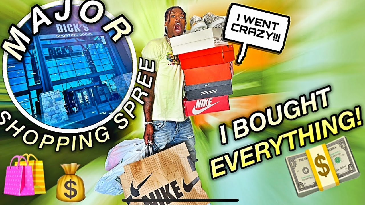 I BOUGHT EVERYTHING OUT OF THE STORE!!!