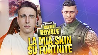 THE MIA SKIN SU FORTNITE!? Fortnite Battle Royale ITA!