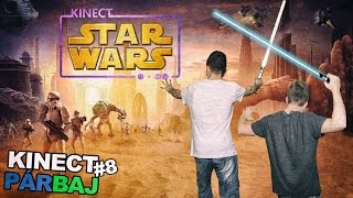 IKASZI DZSEDIK VAGYUNK!!! | KinectPárBaj - Kinect Star Wars