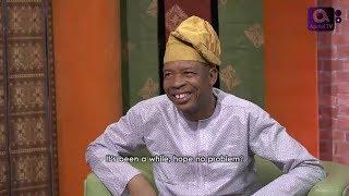 AFEEZ OYETORO aka Saka on GbajumoTV