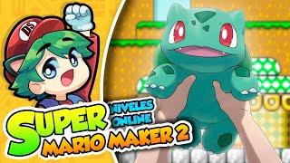 ¡Te elijo a ti! - Super Mario Maker 2 (Niveles Online) DSimphony