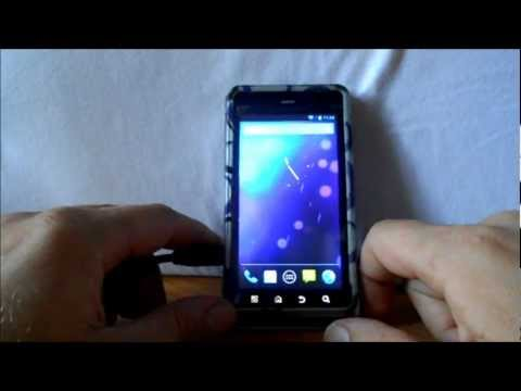 How to install Kexec CM10 Jelly Bean rom Perview 2 on the Droid 3