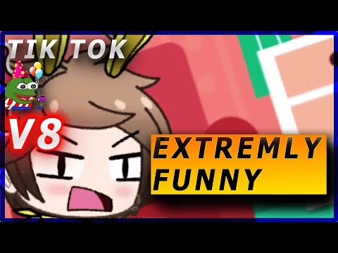 Gacha TIK TOK Compilation Easter Vines Best Of 😈TROLLS TRY NOT TO LAUGH NEW V8⚠️