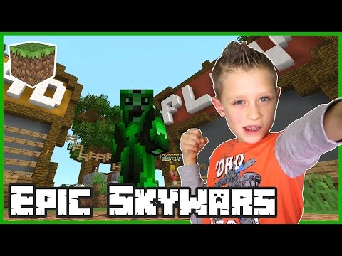 Epic Skywars / Minecraft Minigames