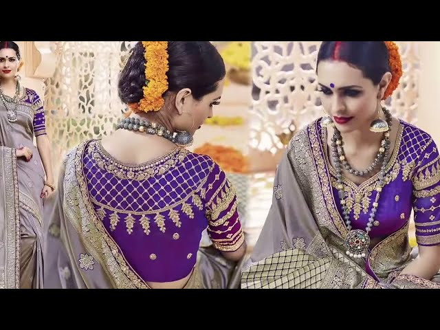 image of Party wear Sarees youtube playlist