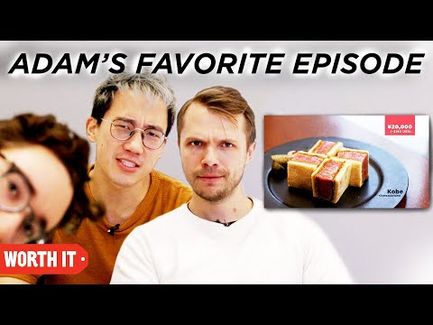 Steven And Andrew React To Adam's Favorite 'Worth It' Episode