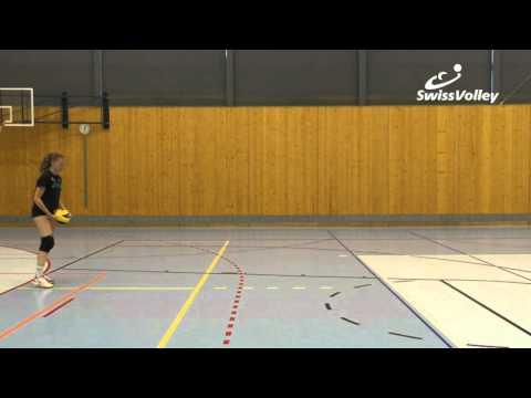 Technikvideo Frauen - Service - Sprungflatter - Version 2015.1