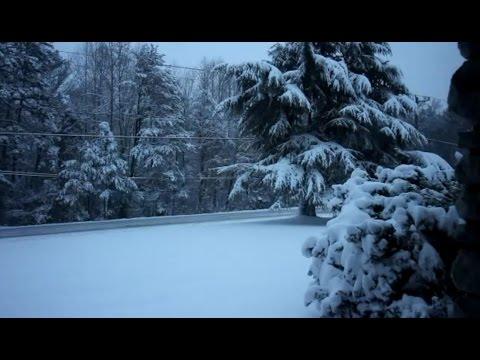 Snow Storm 1 7 17 Charlotte, NC/ Mooresville, NC