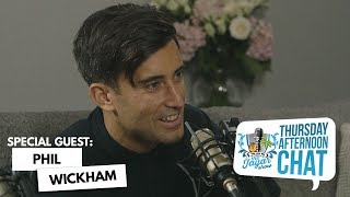 Phil Wickham   Thursday Afternoon Chat with Jayar