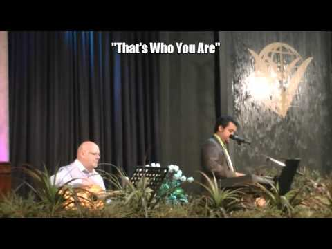 That's Who You Are - Pastor Appreciation Day Song. By:  Carlos Herrera, John Hall
