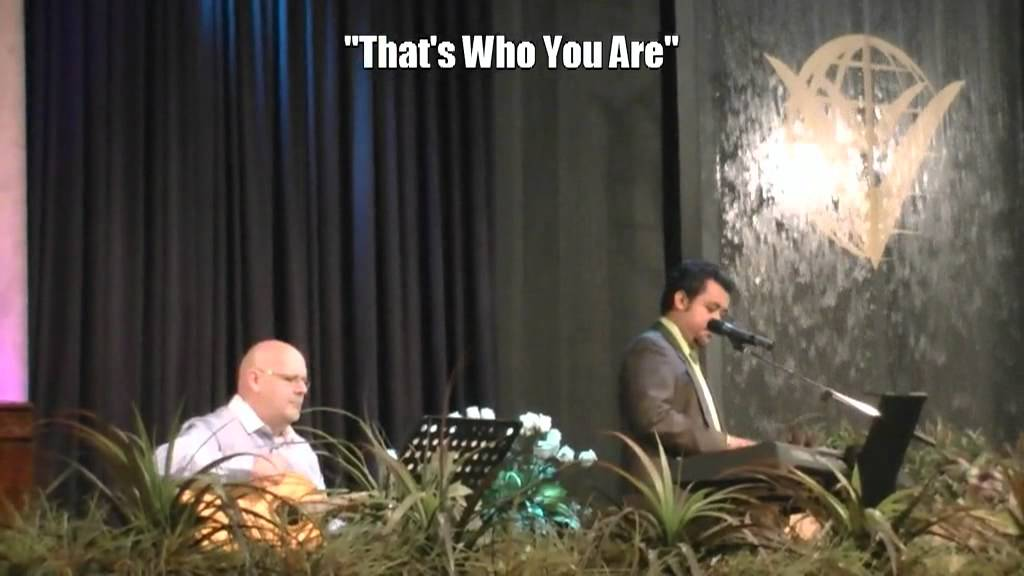 That's Who You Are - Pastor Appreciation Day Song. By ...