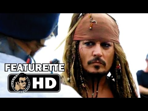 Thumbnail: PIRATES OF THE CARIBBEAN 5: DEAD MEN TELL NO TALES Featurette (2017) Johnny Depp Movie HD
