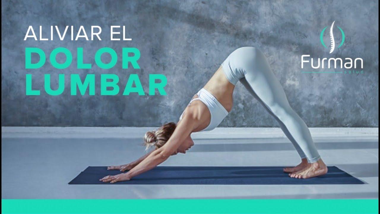 ejercicios para curar el dolor de cintura