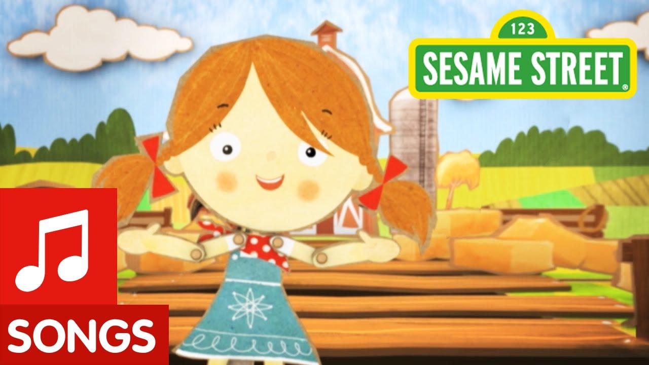 Sesame Street Food Song