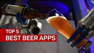 Top 5 best beer apps