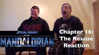 The Mandalorian - Chapter 16: The Rescue Reaction