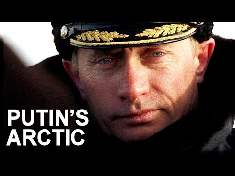 Putin explains how Russia is going to deal with Arctic development