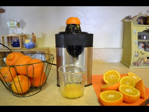Cuisinart CCJ 500 Pulp Control Citrus Juicer Review