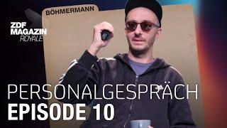 Jan Böhmermann – Dieses Personalgespräch ist ungültig