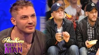 Tom Hardy On His Rebellious Upbringing! | Full Interview | Alan Carr: Chatty Man