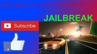 ESCAPING PRISON!! - Roblox Jailbreak (W/ No Mic)
