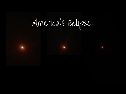 AMERICA'S TOTAL SOLAR ECLIPSE 2017 | Hebe Topping