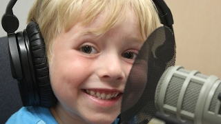 Meet this 6-year-old science podcast host