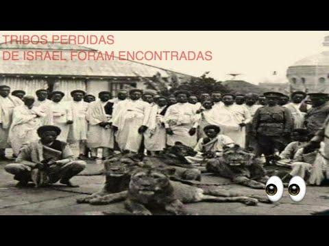 AS TRIBOS PERDIDAS DE ISRAEL FORAM ENCONTRADAS