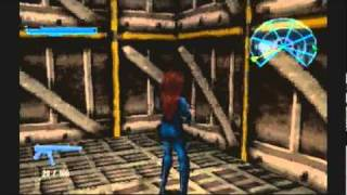 Ps1 game: Danger Girl P9