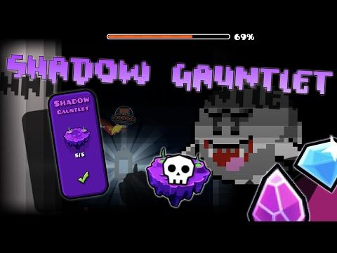 Geometry Dash 2.1 - Shadow Gauntlet - The Lost Gauntlets